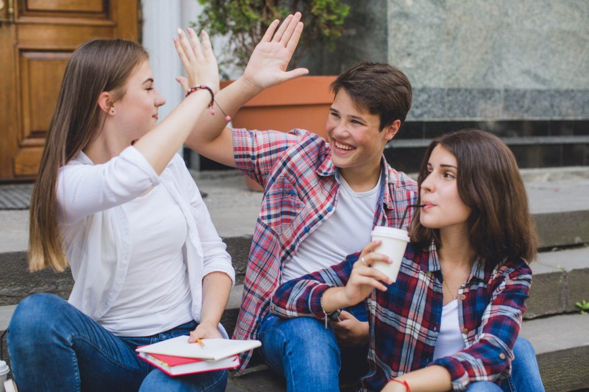 Język angielski dla młodzieży 15 – 18 lat