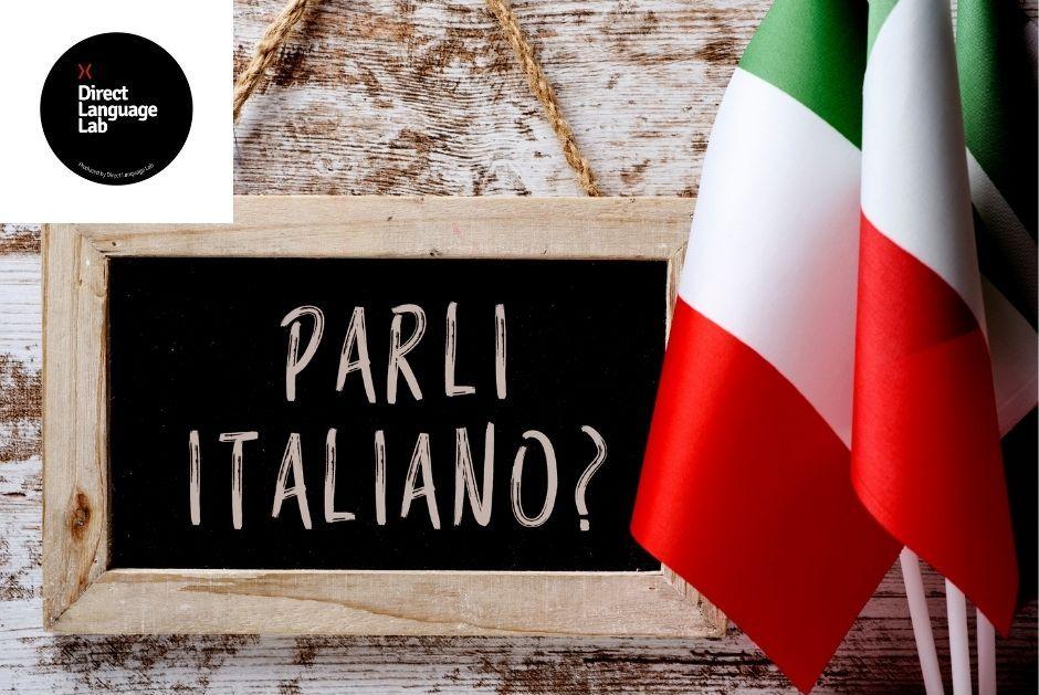 Język włoski metodą bezpośrednią Direct Language Lab